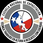 Escuela Nacional de Capacitacion Tecnica Trabajos en Altura y Rescate con Cuerdas Logo